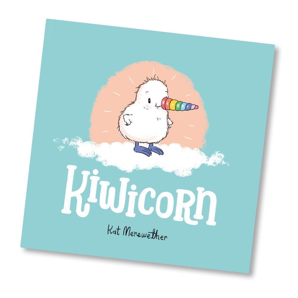 Kiwicorn - Written and Illustrated by Kat Merewether