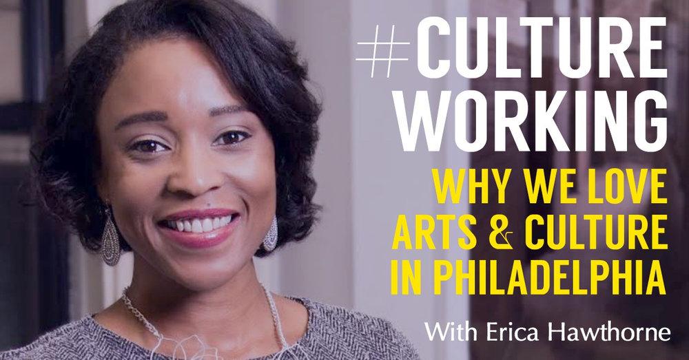 Erica Hawthorne #CultureWorking