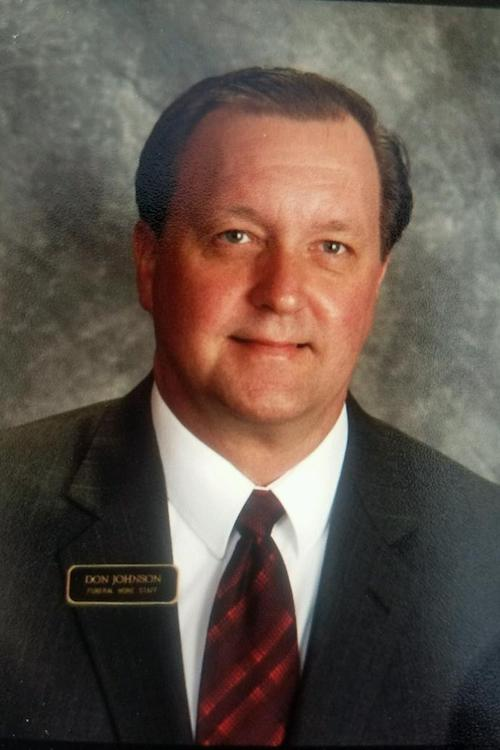 Don Johnson, Funeral Assistant   Don has been helping in the funeral industry for several decades with different funeral homes.  His experience is a great asset to Monroe Funeral Home.