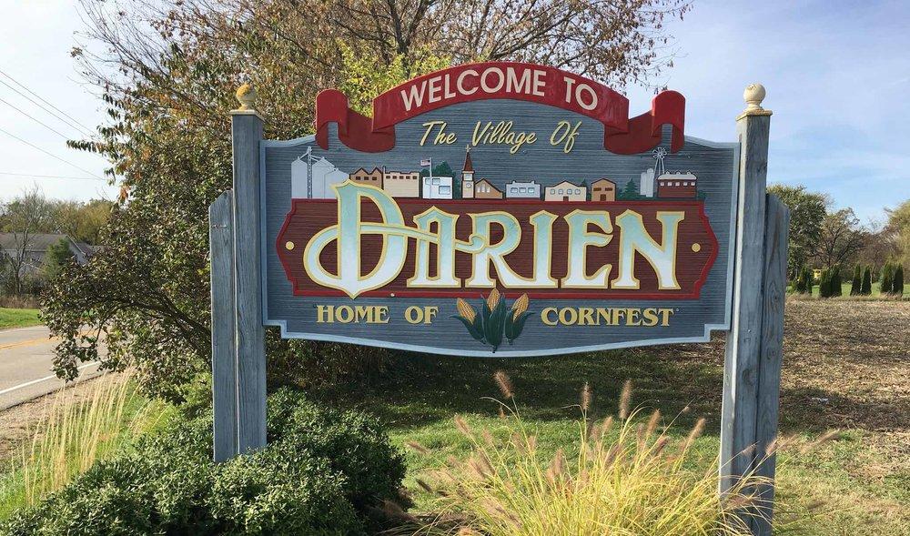 Darien, Wisconsin
