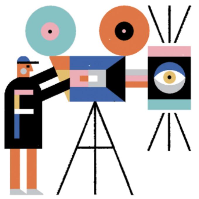 Illustration by  Raymond Biesinger