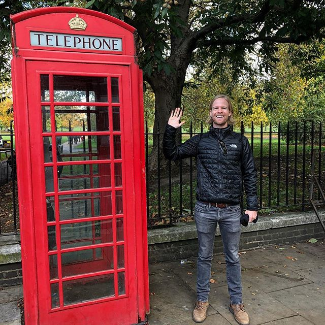HELLO LONDON, Drew calling! Looking forward to seeing you at our meetup at The Devonshire Arms in Kensington tonight. See you at 8pm!