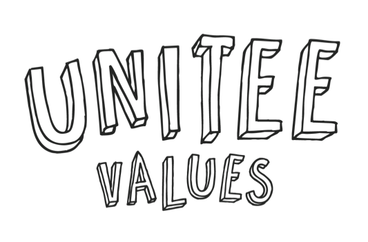 Unitee Values
