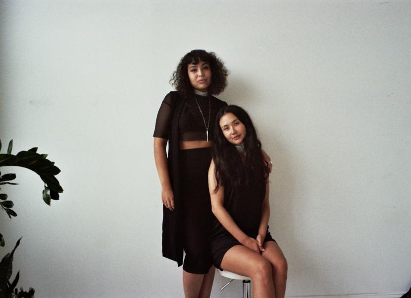Lanee Bird and Daryl Oh, Co-owners of Holyrad Studio, Photo Courtesy of Eli Sleepless