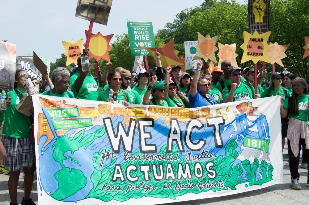 Photo Courtesy of WE ACT For Environmental Justice