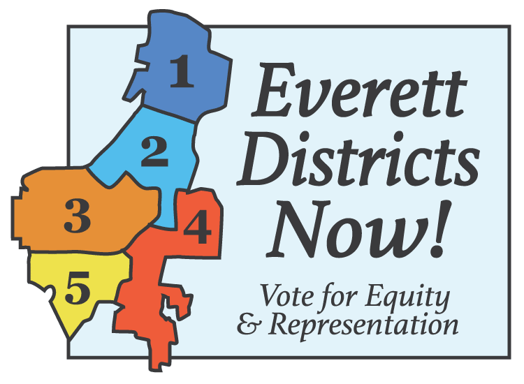 Everett Districts Now