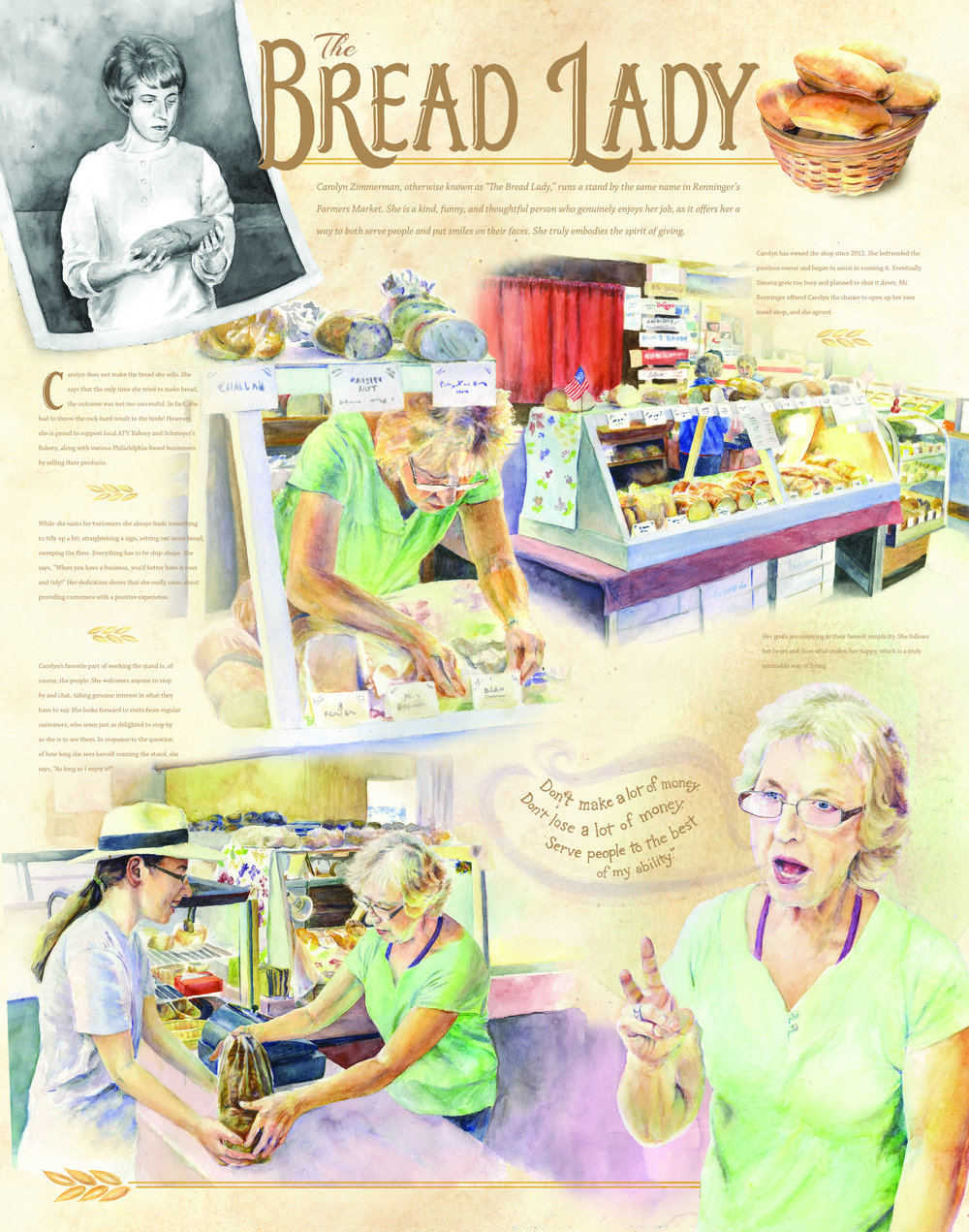The bread lady visual essay meredith shriner visualessayportfoliog thecheapjerseys Gallery