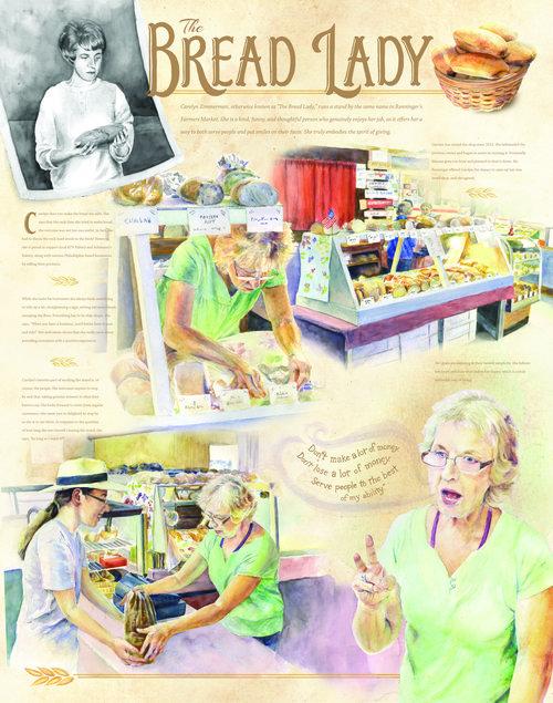 The bread lady visual essay meredith shriner visualessayportfoliog thecheapjerseys Choice Image