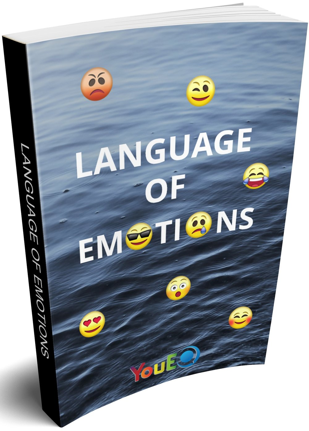 A FREE E-BOOK with over 300 Emotional words defined -