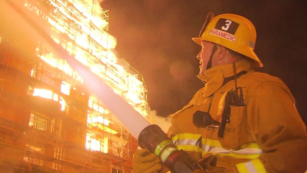<p><strong>Construction fire</strong>OVERLAND PARK, Kan. (AP) — A huge fire at an apartment building under construction in suburban Kansas City .<i>Read More →</i></p>