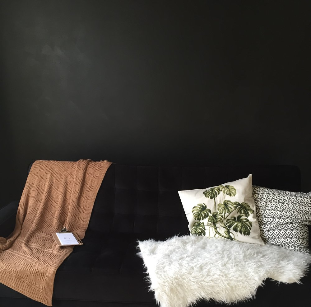Danielle Elizabeth. Interiors - Styling and sourcing services