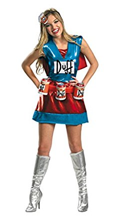 Duff Woman