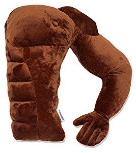 Boyfriend Muscle Man Pillow