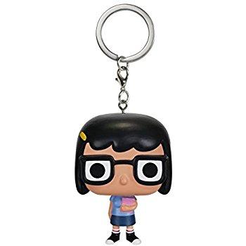 Tina Keychain - Bob's Burgers