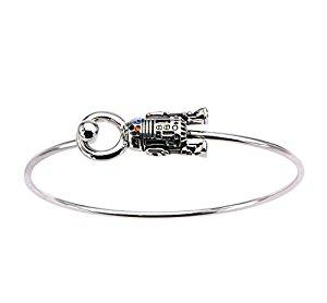 R2D2 Bangle Bracelet