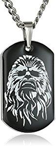 Chewbacca Dog Tag