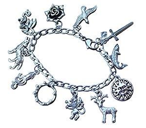Game of Thrones Charm Bracelet
