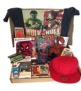 Marvel Comics Mystery Box