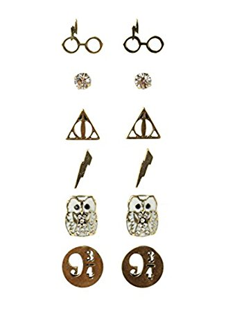 Harry Potter Earrings Set