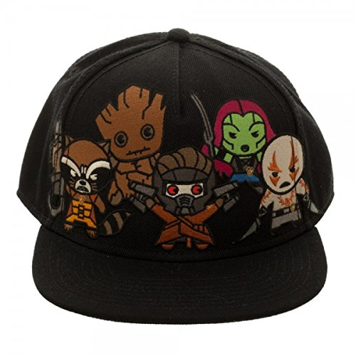 Kawaii Guardians of the Galaxy
