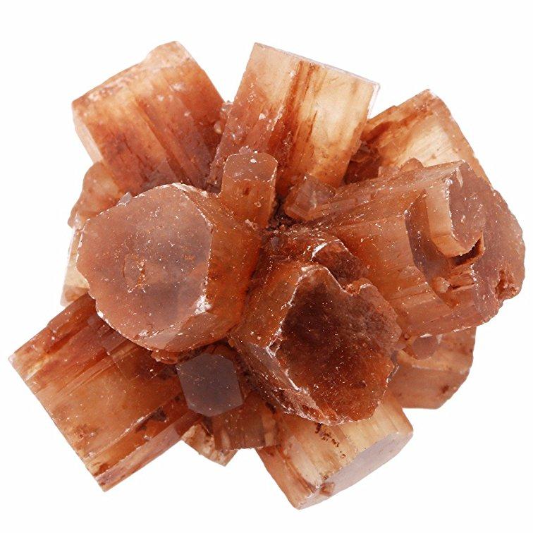 Natural Aragonite Crystal Cluster