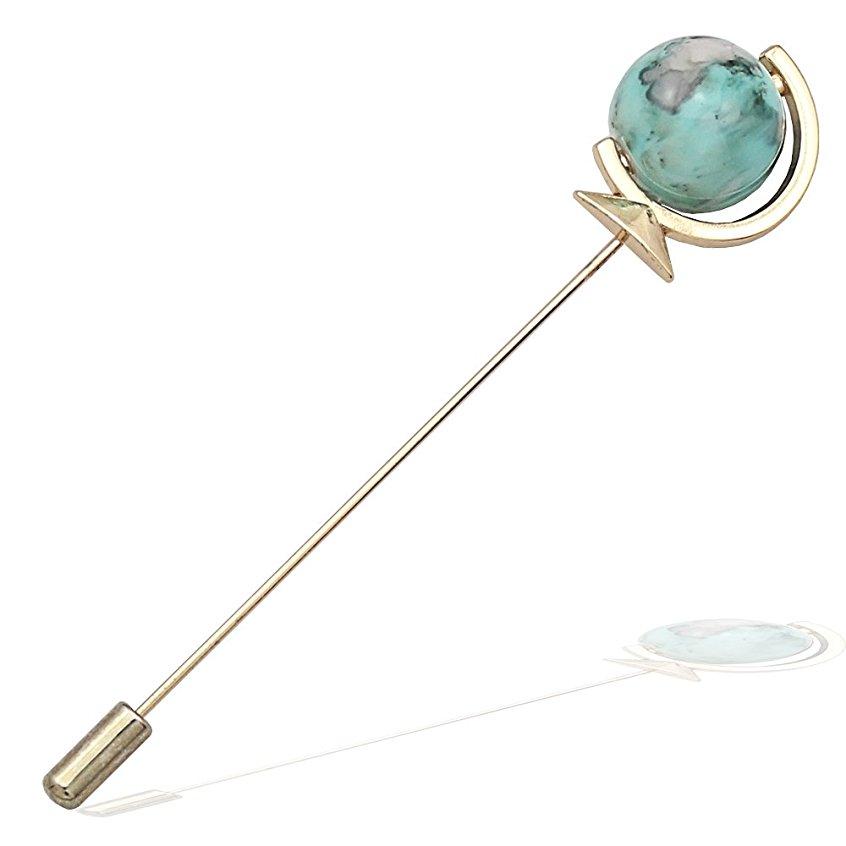 Earth Lapel Pin