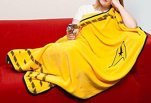 Star Trek Fleece Throw