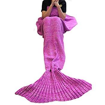 Soft Mermaid Blanket