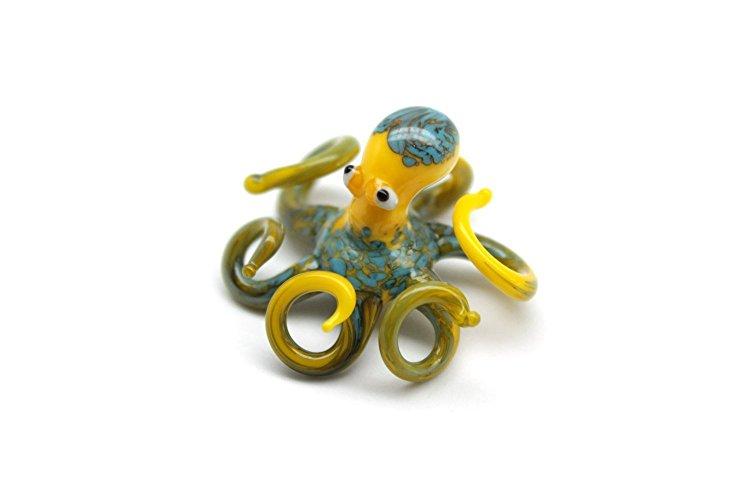 Little Glass Octopus