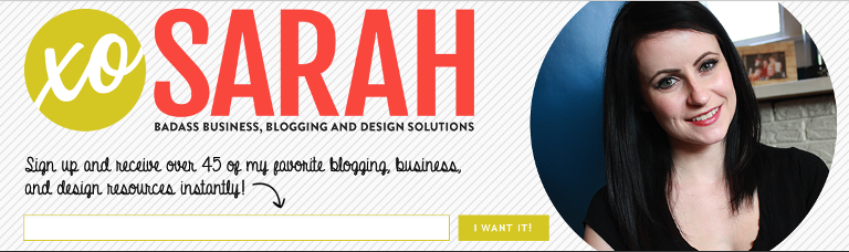 XOSarah Business Blog