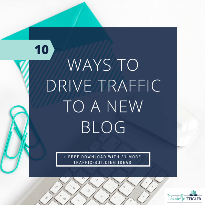 Ways to drive traffic to a new blog IG (1)