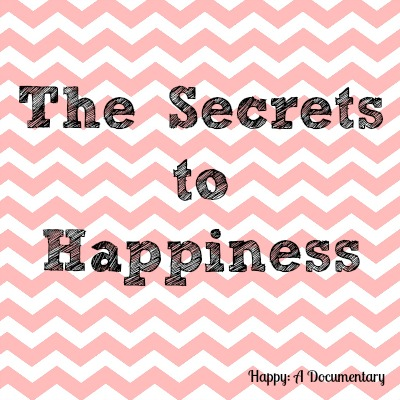 the secrets to happiness