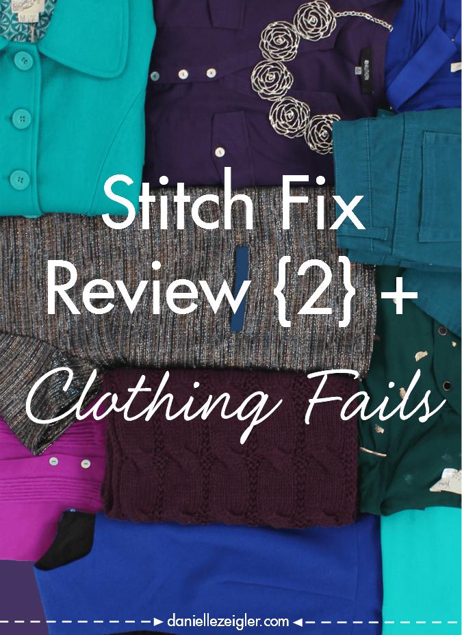 Stitch Fix Review #2