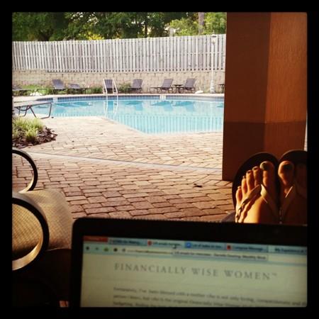 Pool Office