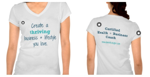 health coach shirts