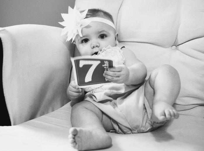 allie 7 months