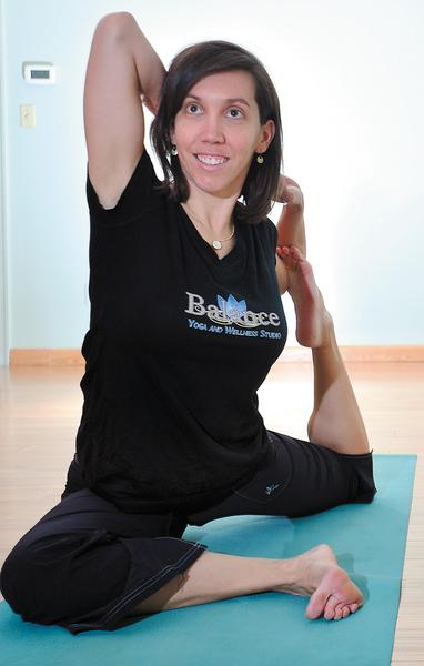 Tricia Balance Yoga Studio