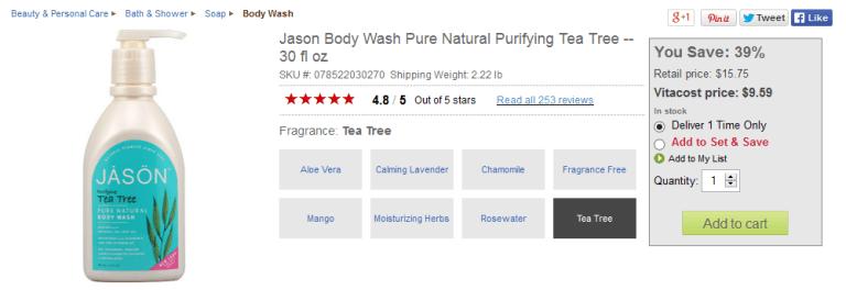jason body wash