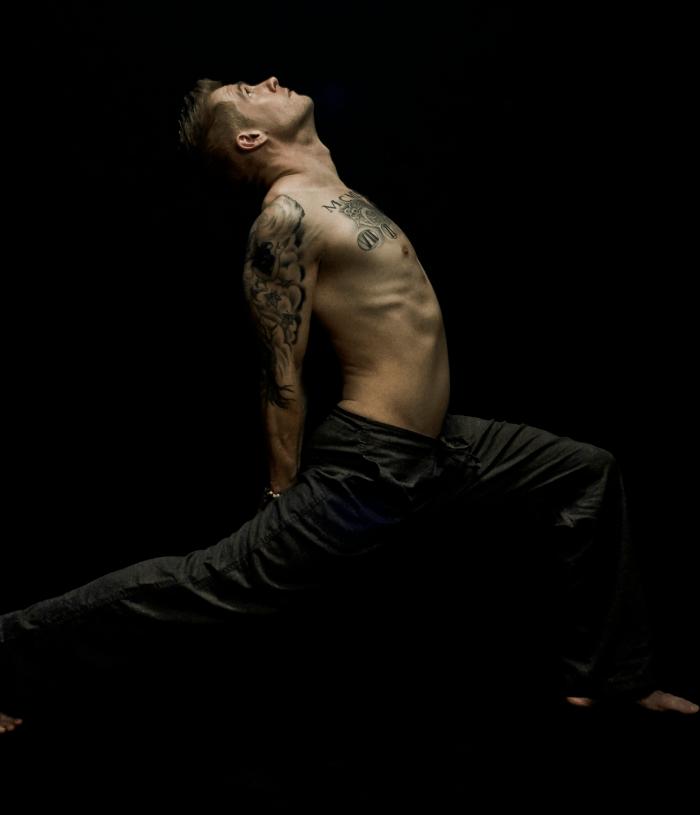 Kyle Weiger Reflexion Yoga