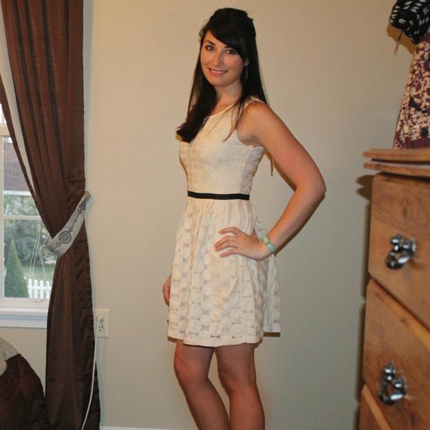 callaway offwhite stitch fix dress