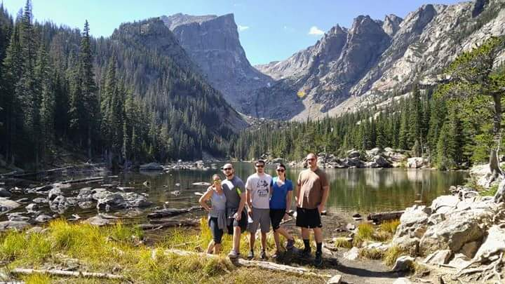 dream lake colorado