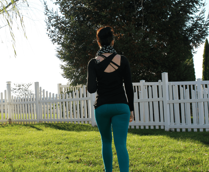 Freya Top Fabletics Review