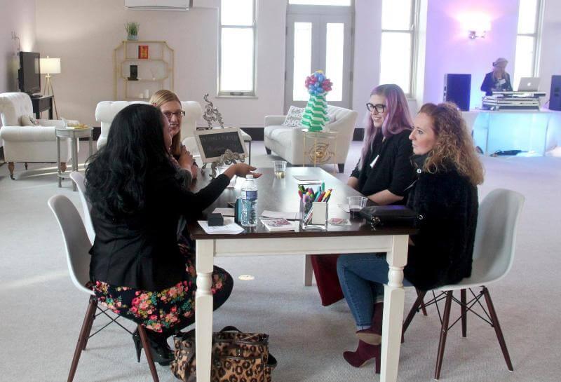 Propelle networking event for female entrepreneurs in Pittsburgh
