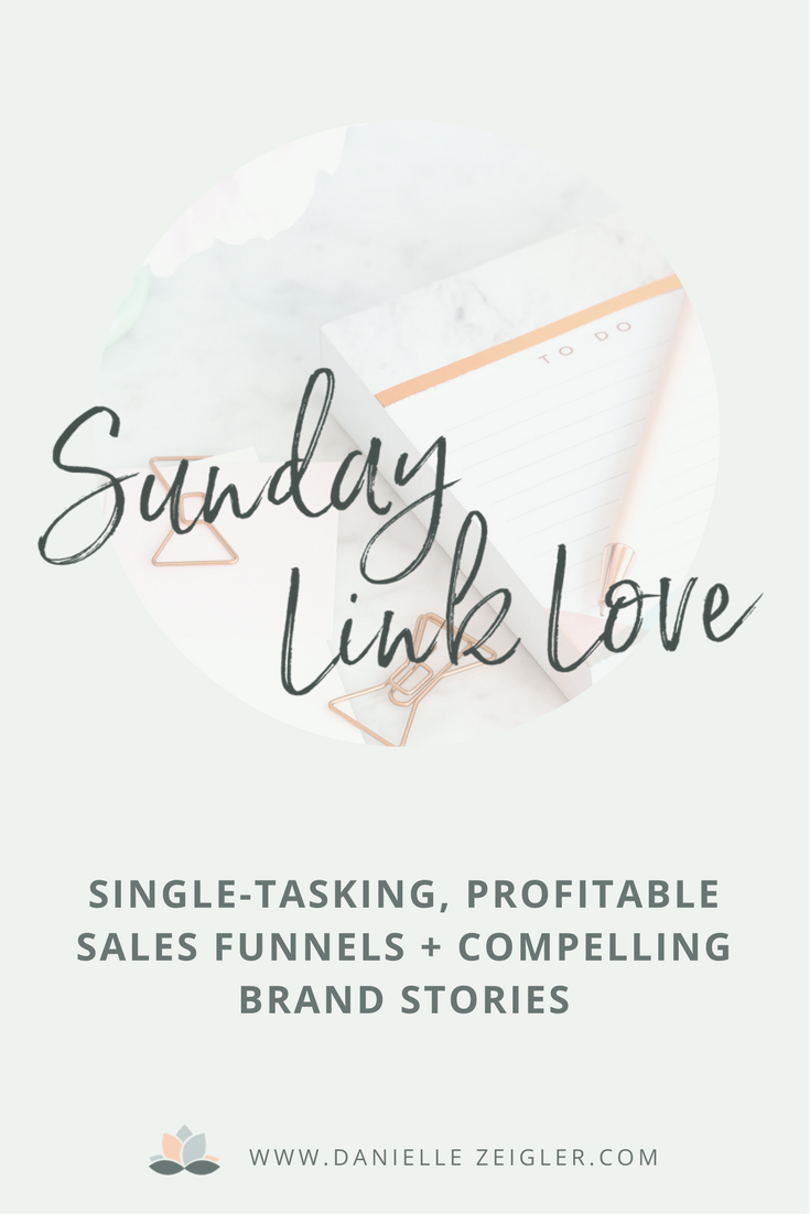 Sunday Link Love is a recurring series of hand-picked digital marketing and entrepreneur lifestyle links from around the web.  Great reads this week including 10 tips for running a product based biz as an introvert, debunking growth hacking + much more!