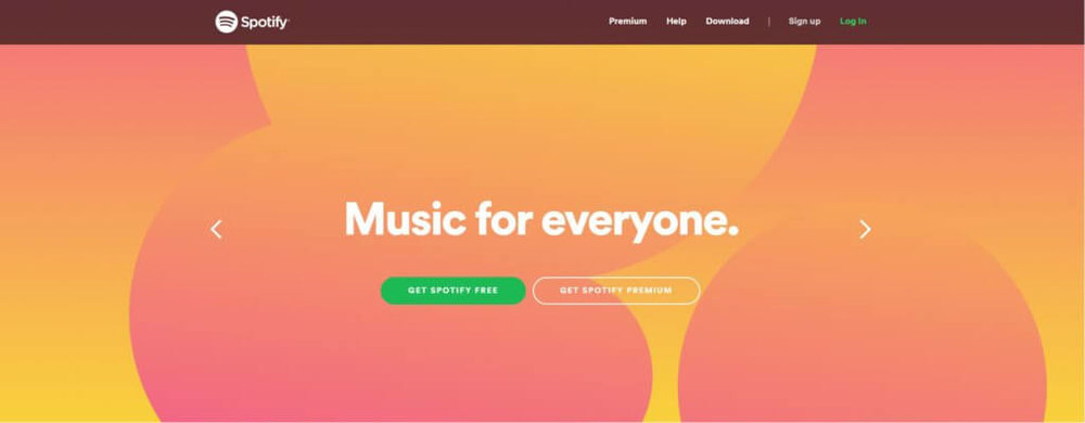 I wanted to include a huge international company, like Spotify, to show how even the big brands are using these tools effectively.