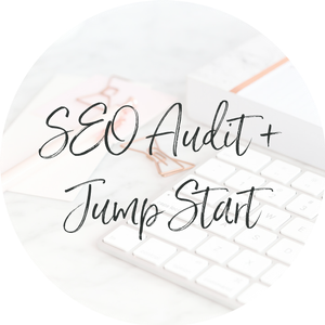 Custom SEO Audit Quick Start Package