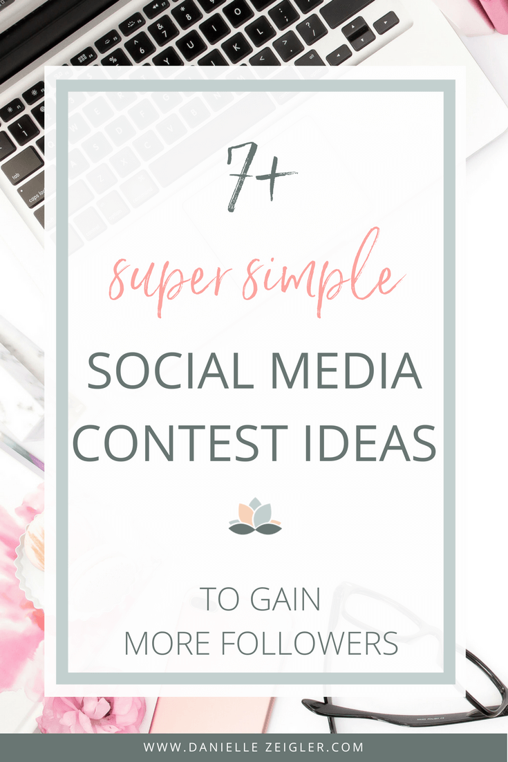 super simple social media contest ideas to gain more followers