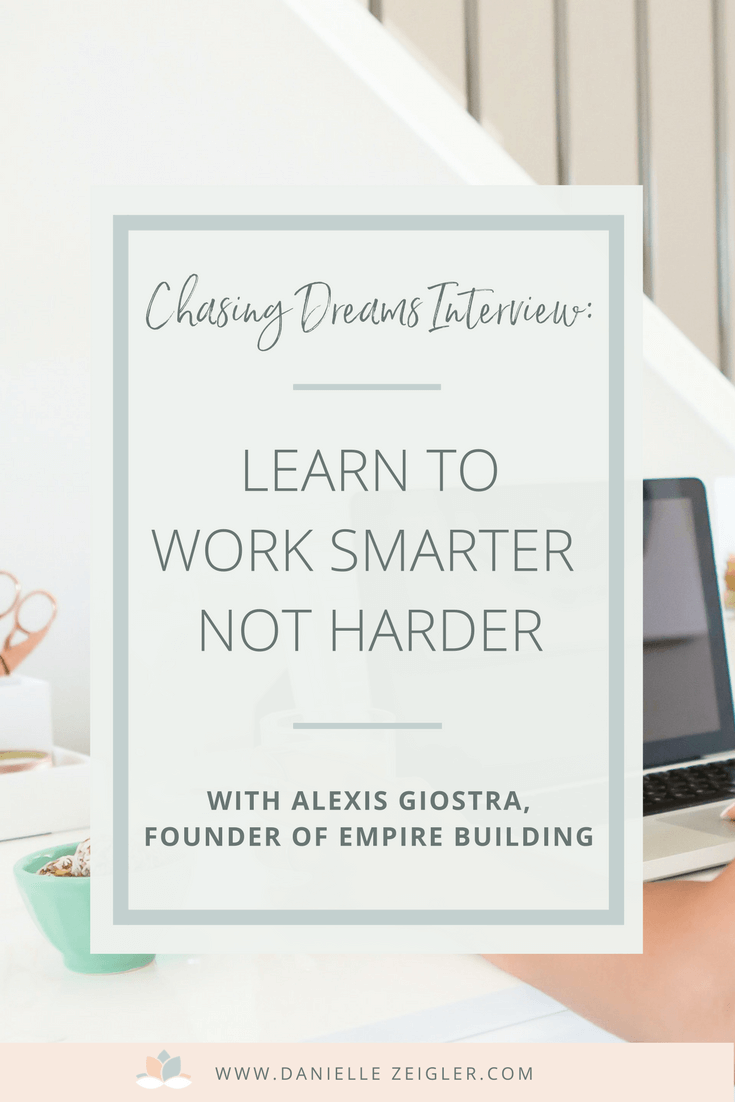 learn to work smarter not harder with productivity tools from alexis giostra