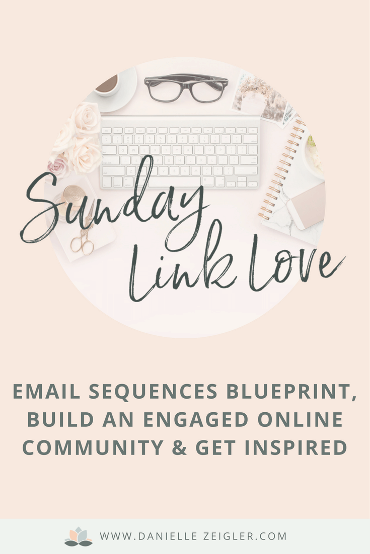 Email Sequences Blueprint, Build an Engaged Community & Get Inspired