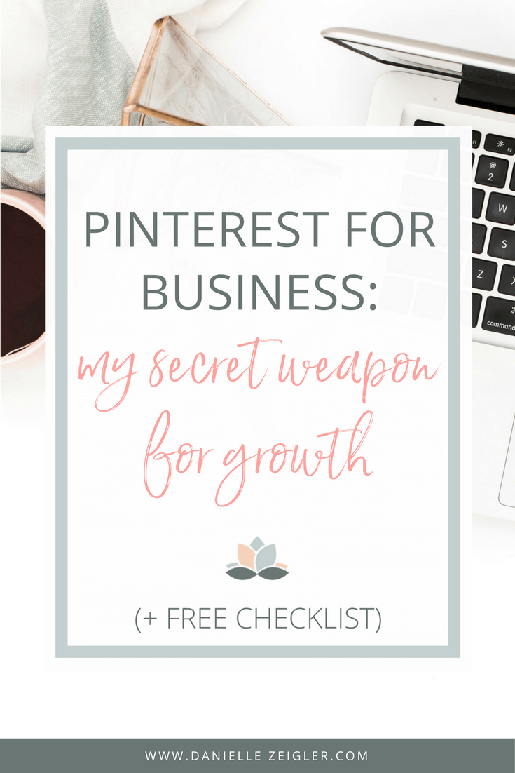 Pinterest for business - My secret weapon for growth